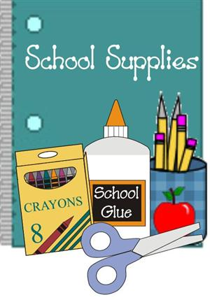 First grade ms gonzales school supplies please make sure that your child comes to school prepared with the following supplies supplies will need to be replaced throughout the year especially your voltagebd Image collections