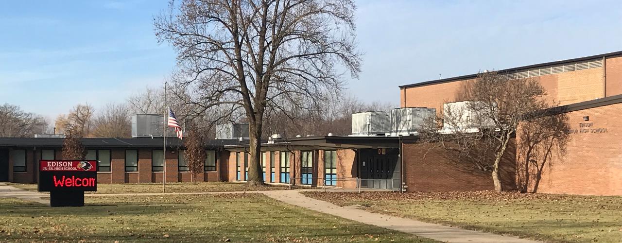 Thomas A  Edison Jr  Sr  High School / Overview